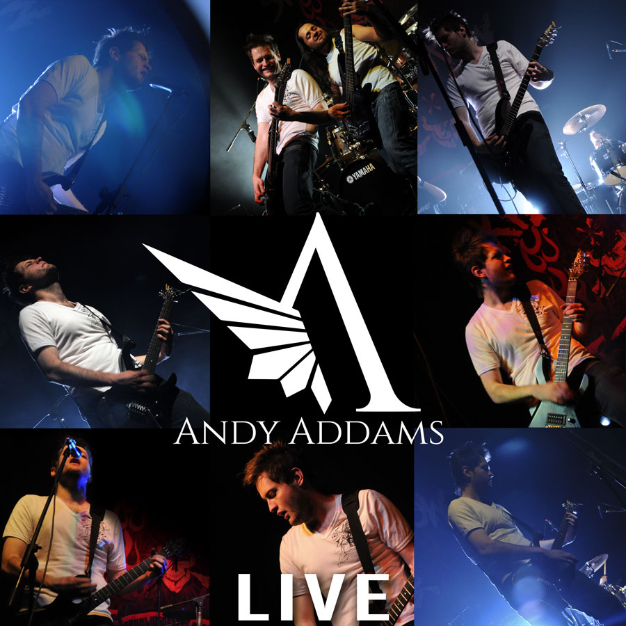 Andy-Addams-Live-Art-Cover