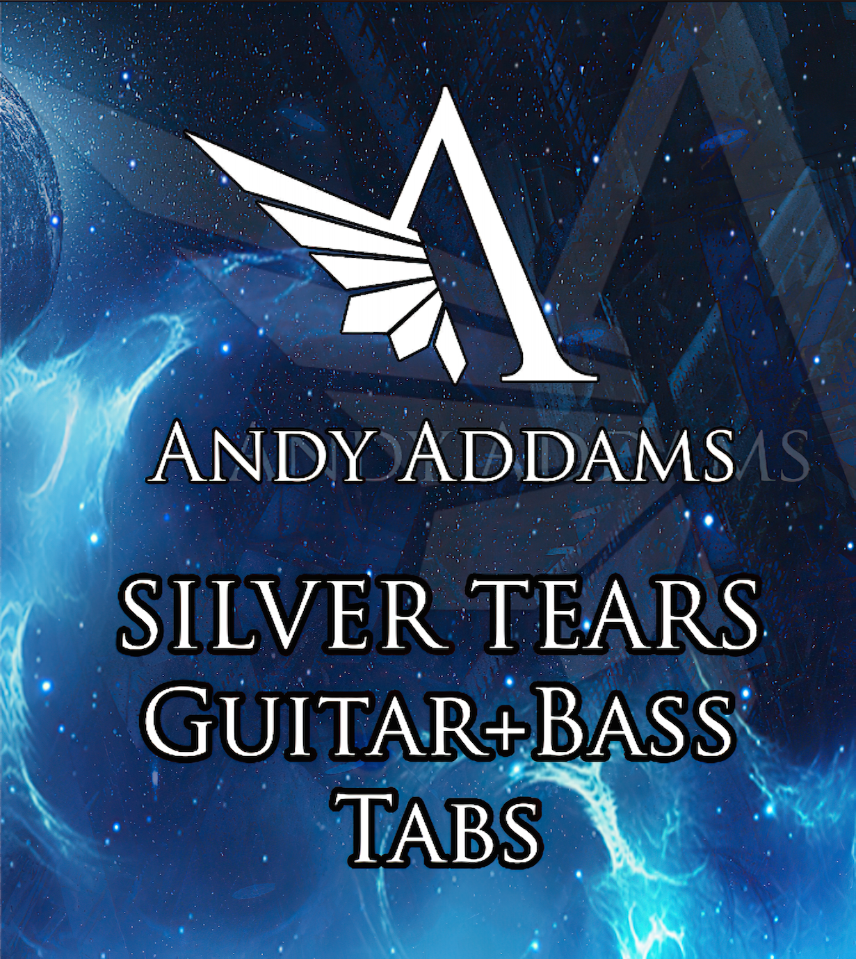 Silver Tears Guitar and Bass Tabs